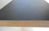 Bild von PP-Folien beschichtete Birke-Multiplexplatten, schwarz, 18mm,