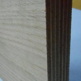 Bild von EICHE-Multiplexplatten, 18mm, 250x125cm