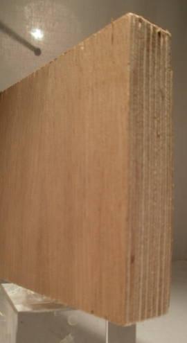Bild von EICHE-Multiplexplatten, 24mm, 250x125cm