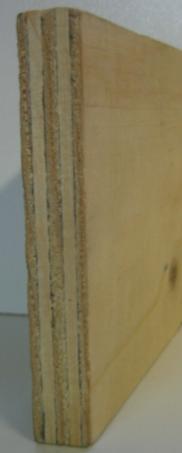 Bild von Nadelsperrholzplatte, 15 mm, 250 x 125 cm