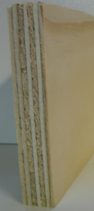 Bild von Nadelsperrholzplatte, 18 mm, 250 x 125 cm