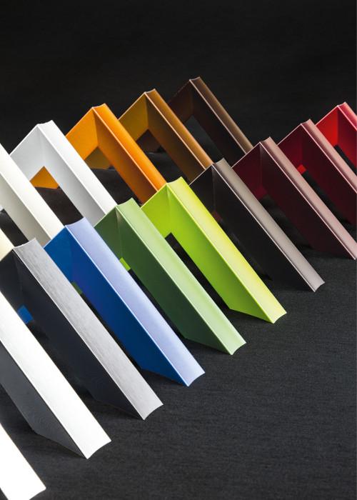 Nielsen Aluminium-Bilderrahmenleisten