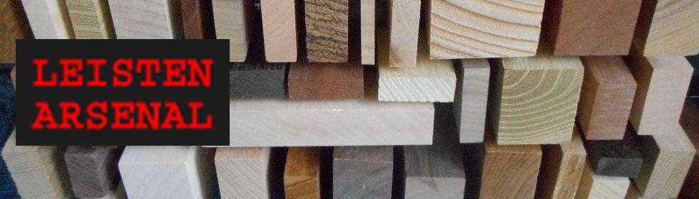 Holz-Vogt und Leistenarsenal