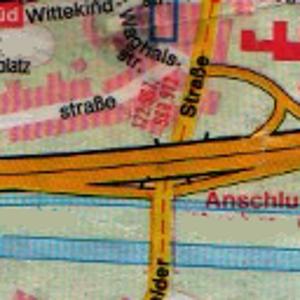 Anfahrt Vogt in Mülheim