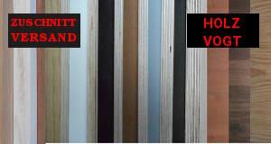 Holz-Vogt und Zuschnittversand