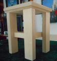 Bausatz Hocker Modell One