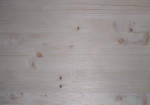 Oberfläche (Ausschnitte) der Oberfläche eine Fichte- Leimholzplatte