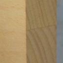 Bild von Buche-Leimholzplatte, Möbelqualität, keilgezinkt, 27mm
