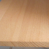 Bild von Buche-Leimholzplatte, durchgehende Lamellen, 10mm, Zuschnitt