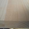 Bild von Buche-Leimholzplatte, durchgehende Lamellen, 40mm, 140x121