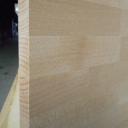 Bild von Buche-Leimholzplatte, Möbelqualität, keilgezinkt, 19mm