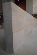 Bild von Buche-Leimholzplatte, Möbelqualität, keilgezinkt, 38mm