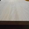Bild von Eiche-Leimholzplatte, durchgehende Lamellen, 20mm, 140x121