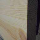 Bild von Kiefer-Leimholzplatte, durchgehende Lamellen, 18mm, 250x121cm