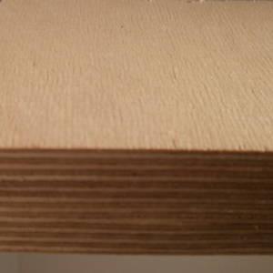 Birke Multiplexplatten, längsfurniert, schäfurniert