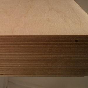 Birke Multiplexplatten, querfurniert, schäfurniert
