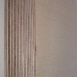 Bild von Amerikanisch-Ahorn-Multiplexplatten, 30mm, 250x125cm