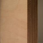 Bild von Birke-Multiplexplatten, schälfurniert, 18mm, 150x300cm, BB/BB