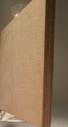 Bild von Birke-Multiplexplatten, schälfurniert, 9mm, 150x300cm, BB/BB