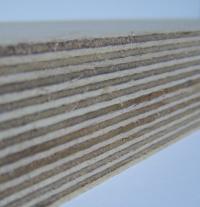 Bild des schichtweisen Aufbaus einer Multiplexplatte