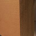 Bild von Buche-Multiplexplatten, messerfurniert, Birke-Innenlagen, 40mm, 250x125cm