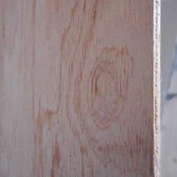 Bild von Bootsbau-Sperrholzplatte Sapeli-Mahagoni 4mm (3-lagig)