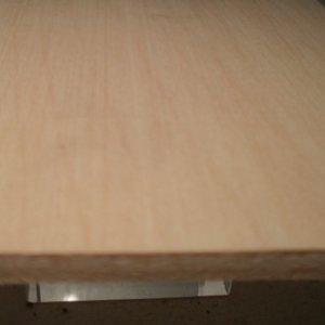 Ahorn-Sperrholzplatten, einseitig messerfurniert