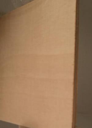 4mm Birke-Sperrholzplatte : Ansicht der Kante