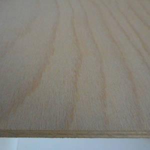 Buche-Sperrholzplatte : Ansicht der Furnierschichten