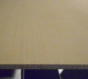 Ahorn-sperrholzplatten