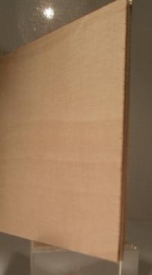 Bild von Birke-Sperrholzplatten, 3mm, 153x153cm, IF20, B/BB