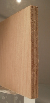 Bild von Buche-Sperrholzplatten, schälfurniert, 10mm, 220x122cm