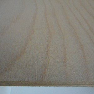 Buche-Sperrholzplatte : Ansicht der Furnierbildes einer ganzen Platte