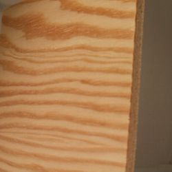 Bild von Kiefer-Sperrholzplatten, 8mm, beidseitig messerfurniert A/A, 252x172cm