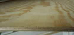 Bild von Kiefer-Sperrholzplatten, B/BB, WBP, 6mm, 244x122cm