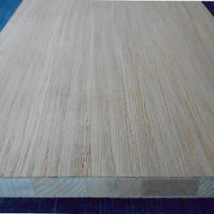 Eiche-Tischlerplatten, messerfurniert