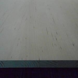 Erle-Tischlerplatten, messerfurniert