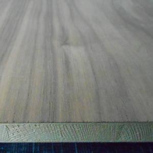 Nussbaum-Tischlerplatten, messerfurniert