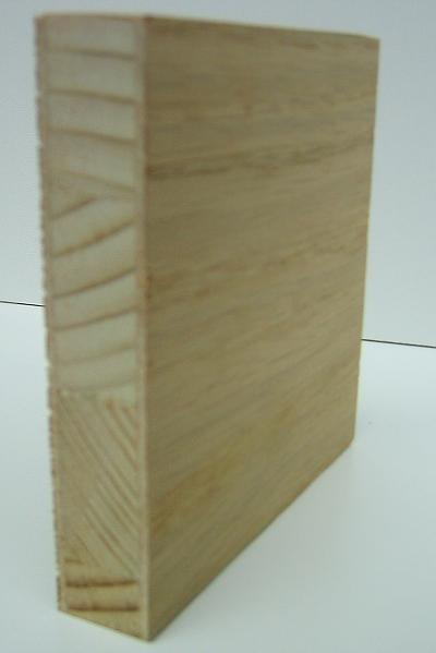 Furnieroberfläche Eiche-Tischlerplatte