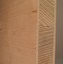 Bild von 19mm messerfurnierte Erle-Tischlerplatte, 5-fach, 250x125cm