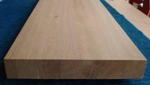Eiche-Bretter, rechteckige Eiche-Holzleiste, Eicheleiste