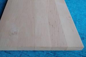 Erle-Bretter, rechteckige Erle-Holzleiste, Nussbaumleiste