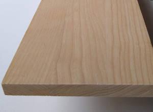 Esche-Bretter, rechteckige Esche-Holzleiste, Escheleiste