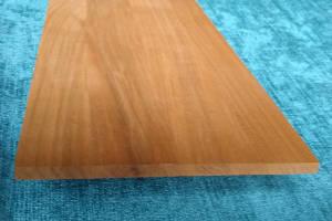 Kirschbaum-Bretter, rechteckige Kirschbaum-Holzleiste