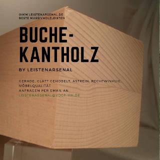 Buche-Kantholz