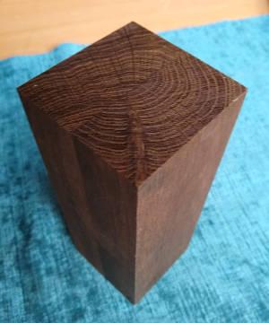 Räuchereiche-Kantholz 70x70mm