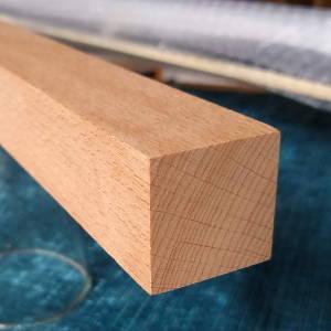 Buche-Quadratstab, Buche-Quadratleiste