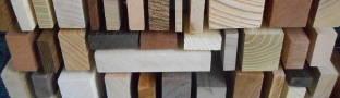Holzleisten, Rechteckleisten, Quadratstäbe, Kanthölzer