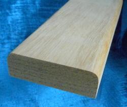 Bilinga-Bankleiste 18x55mm