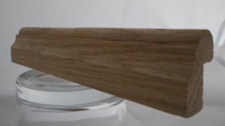 Leistenfoto Eiche-Glasleiste Modell GL2021